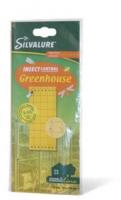 Silvalure.GREENHOUSE. Желтые цветоловушки от белокрылки, тли, трипсов.