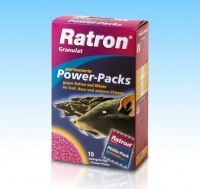 RATRON - Гранулированная приманка для борьбы с крысами и мышами.