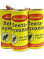 Липкая лента от мух  AEROXON (Германия)